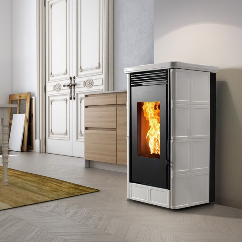 COUNTRY XW, Pellet stoves | Caminetti Montegrappa
