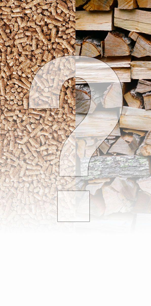Stufa a pellet o stufa a legna: quale scegliere?